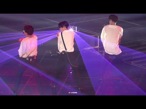 [4K/FANCAM] GOT7 EYES ON YOU TOUR IN SEOUL - Beggin on my knees (Mark focus)
