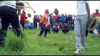 ZULU STICK FIGHTING (SOUTH AFRICA)