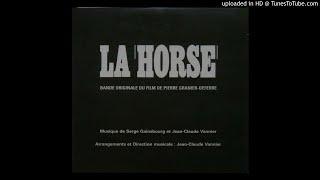 SERGE GAINSBOURG / JEAN-CLAUDE VANNIER - La Horse