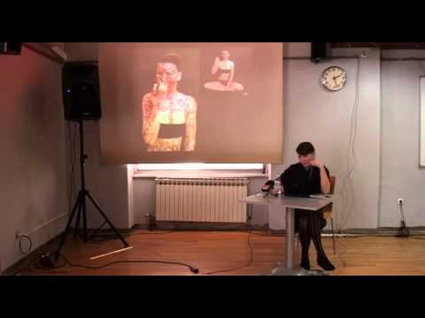 Nela Hasanbegovic Artist Talk