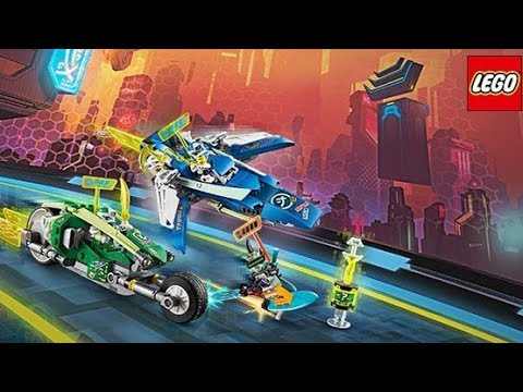 Download Lego 71709: Jay and Lloyd's Velocity Racers (Unboxing & Review)