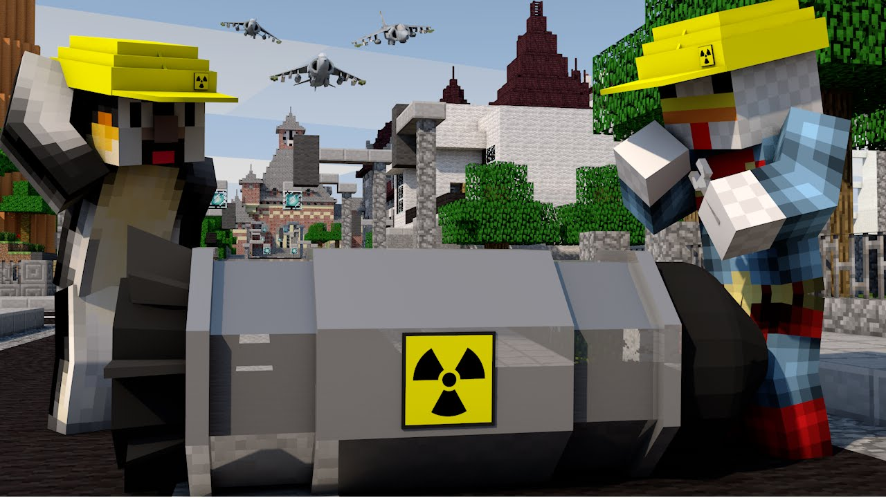 Nuke Mod for Minecraft PE for Android - APK Download