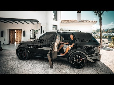 WOW! 750 HP RANGE ROVER WIDEBODY LWB!  | VLOG³ 46