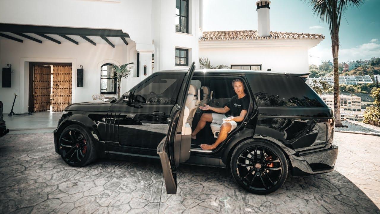 Faze Rug Range Rover