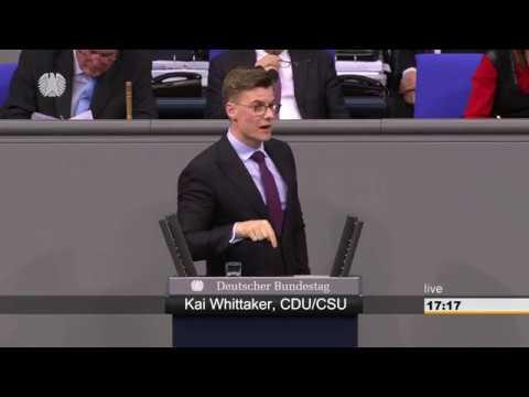 Rede Kai Whittaker MdB | Aktuelle Stunde zur Finanzierungslücke bei der Grundrente