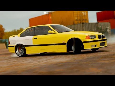 Forza Horizon 4 - Angle Drift Build | BMW E36 thumbnail