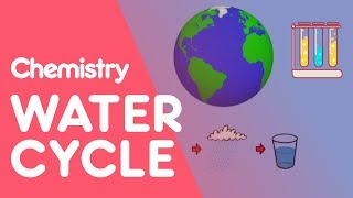 What is the Water Cycle | Chemistry for All | FuseSchool