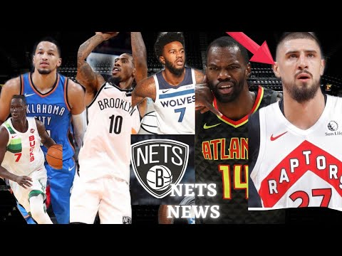 Who Should The Brooklyn Nets Sign In Free Agency?? Roster Spots