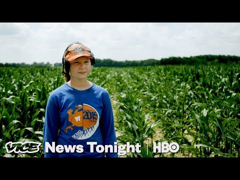 American Jobs: Kids Of The Corn Farm (HBO)