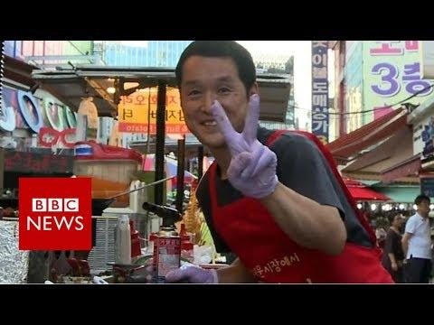Trump too tough on North Korea? - BBC News