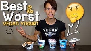 TASTE TEST: Vegan Yogurt - HONEST Review
