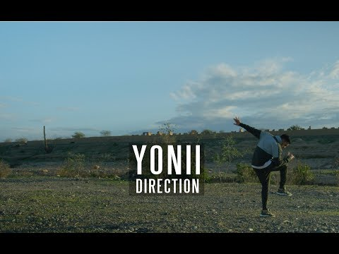 YONII - DIRECTION prod. by LUCRY (Official 4K Video)