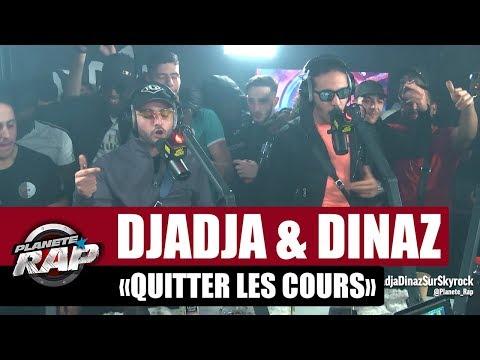 Youtube: Djadja & Dinaz«Quitter les cours» #PlanèteRap