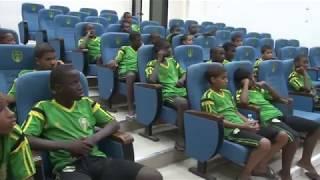 وثائقي ـ أكاديمية اتحاد كرة القدم الموريتاني