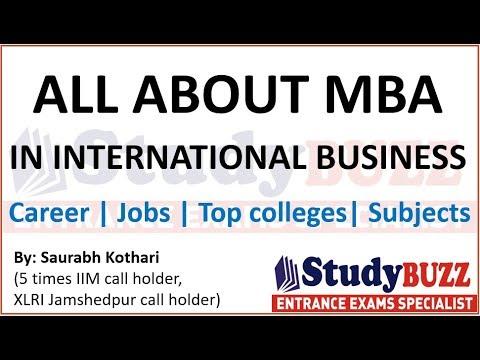 Anna university mba international business management notes pdf
