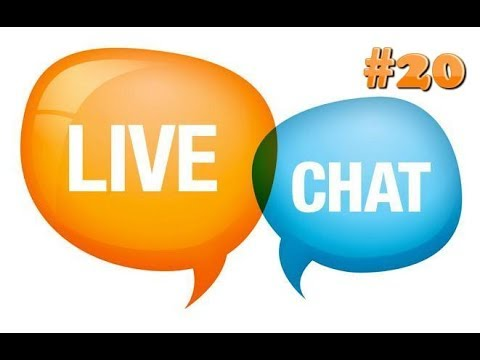My Live YouTube Q&A Chat #20