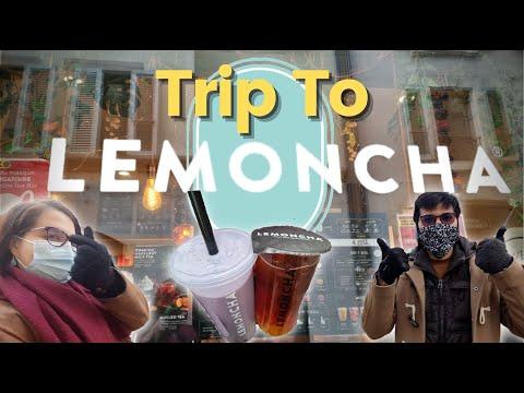 Geneva City Walk to Lemoncha - THE BEST BUBBLE TEA IN TOWN