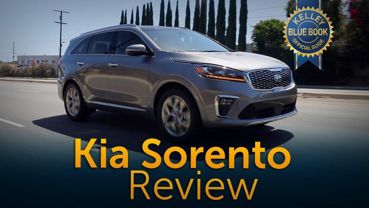 2019 Kia Sorento Review Road Test