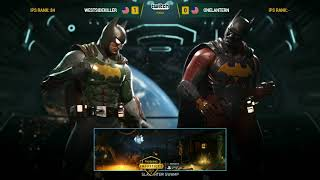 Injustice 2 Pro Series: Absolute Battle 8 - Day 1. All games up to Top 8. Full video. Clean cut.