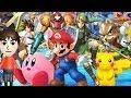 Top 10 Super Smash Bros Characters