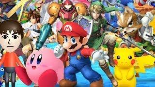 vuclip Top 10 Super Smash Bros Characters
