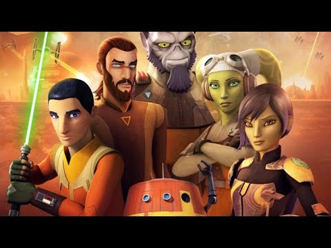 Dragon Con 2017: Star Wars Rebels Panel