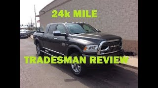 RAM 2500 24K MILE REVIEW! WATCH THIS BEFORE YOU BUY ONE!!