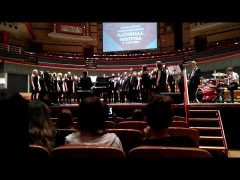 Thomas Telford School Choir MFY 2016