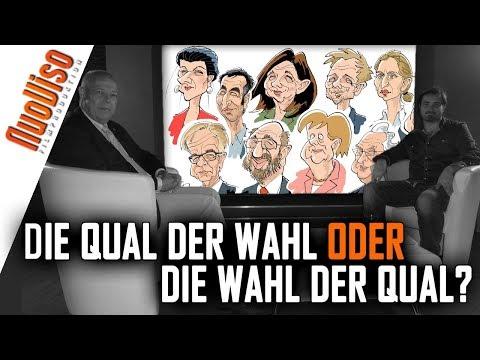 Die Qual der Wahl ODER die Wahl der Qual - Christoph Hörstel im NuoViso Talk