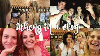 Όλη η Αθήνα σε ένα vlog   katerinaop22