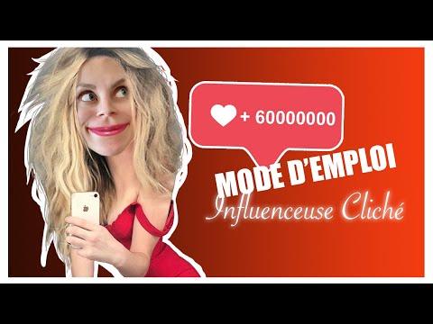 L' INFLUENCEUSE CLICHÉ : MODE D'EMPLOI