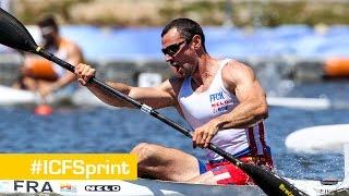 Final K1M 200m Sprint 1 | Montemor-O-Velho 2015