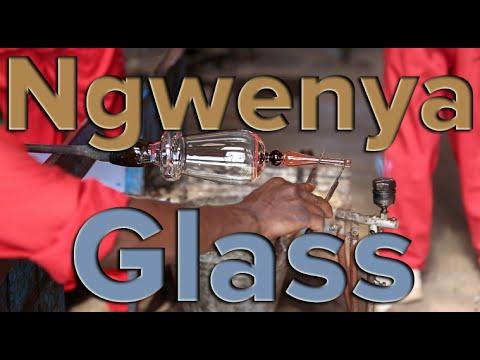Ngwenya Glass Factory - Swaziland