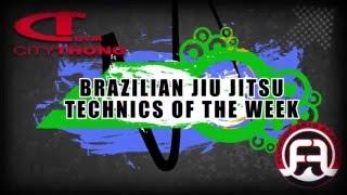 BJJ Technics of the Week 01