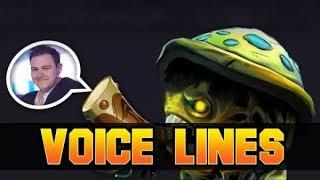 Dota 2 Parasight Voice Lines - Community Hero Project