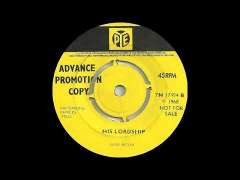 Gary Aston - His Lordship