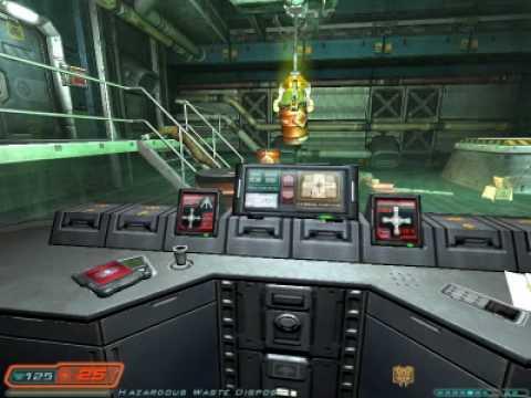 Doom 3 Nightmare Part 7 - Alpha Labs Sector 3
