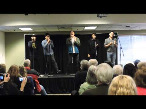 Tacoma Talks #3 - The Filharmonic at Tacoma Community College- Flashlight