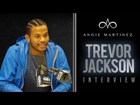 Trevor Jackson Scores Lead In 'Super Fly' Reboot + Talks Social Media