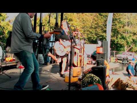 Sarah Swain and the The Oh Boys - Little bit of Love Wellfleet Oysterfest 2016