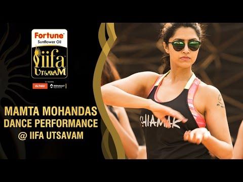 Mamta Mohandas about her Live Dance Performance at IIFA   Behind The Scenes   IIFA Utsavam 2016