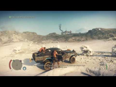 PS4-Mad Max Soul of a Man
