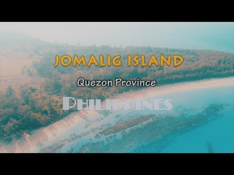 Jomalig Island - The Land of Golden Sand of the Pacific