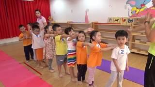 Preschool education Indoor and outdoor children play fun games for kids 07