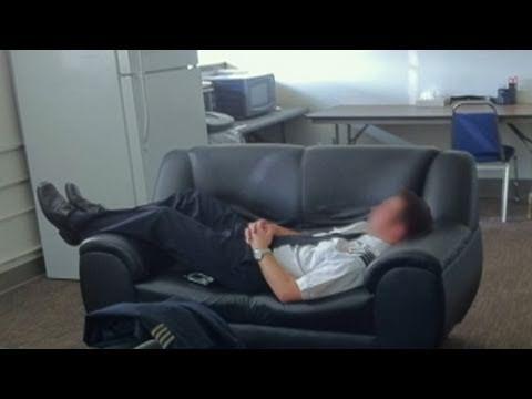 Pilot Fatigue and Crash Pads 2/9/2011