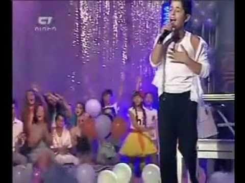 Junior Eurovision Song Contest 2010: Armenia - Vlad Arzumanyan - Mama