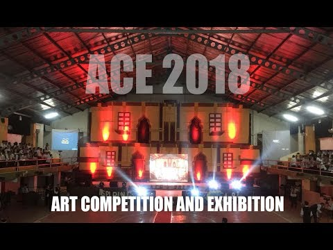 Live - ACE 2018 | ART COMPETITION AND EXHIBITION Pesantren Darunnajah