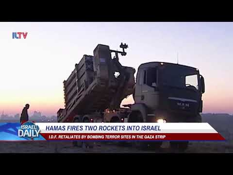 Your Morning News From Israel - Dec. 12, 2017