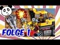 LEGO CITY deutsch - Goldrausch im Bergwerk 1 - Lego Film