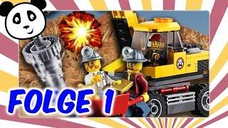 LEGO CITY deutsch - Goldŗausch im Bergwerk 1 - Lego Film